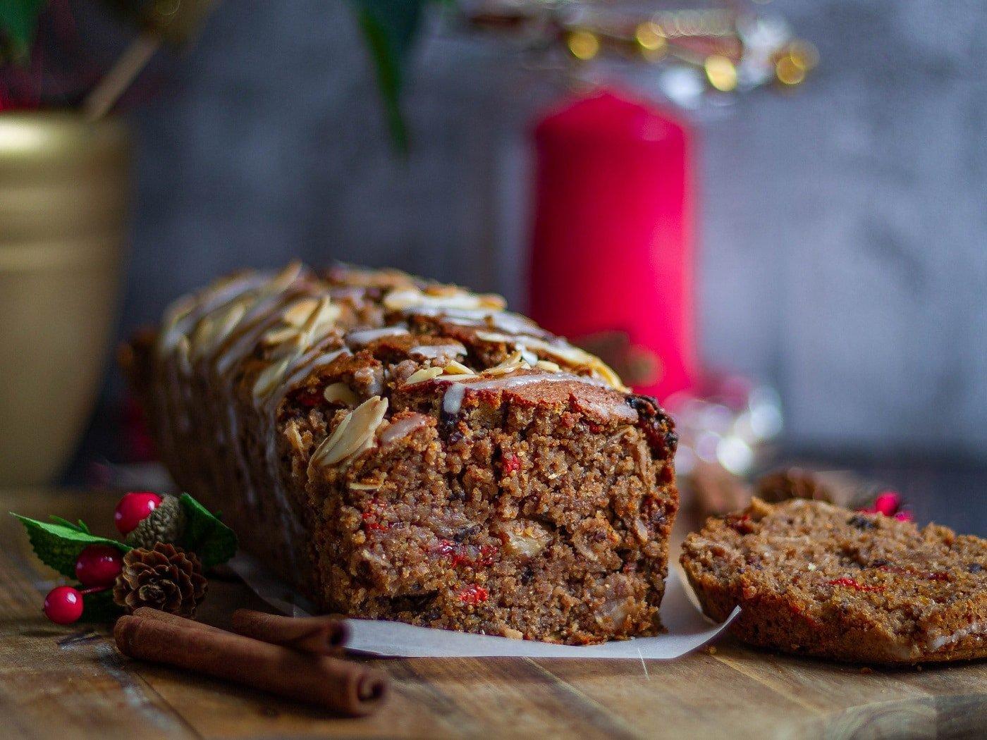 Paleo Snack Božični kruh